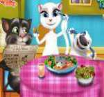 Benim Tom Arkadaşlar İle Akşam Yemeği