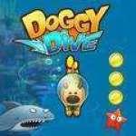 Doggy Dive Dalış Oyunu Oyna