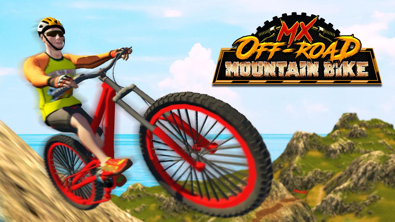 Mx Offroad Dağ Bisikleti