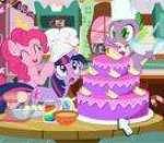 My Little Pony Kek Yapma Oyunu