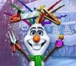 Olaf Saç Kesimi Oyunu Oyna