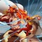 One Piece Sıcak Kavga Oyna