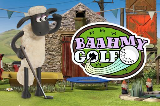 Shaun Koyun Baahmy Golf
