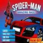 Spiderman Muhteşem Araba Oyunu Oyna