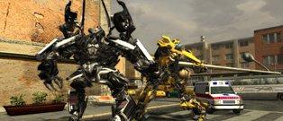 Transformers Oyunu 3D Oyna